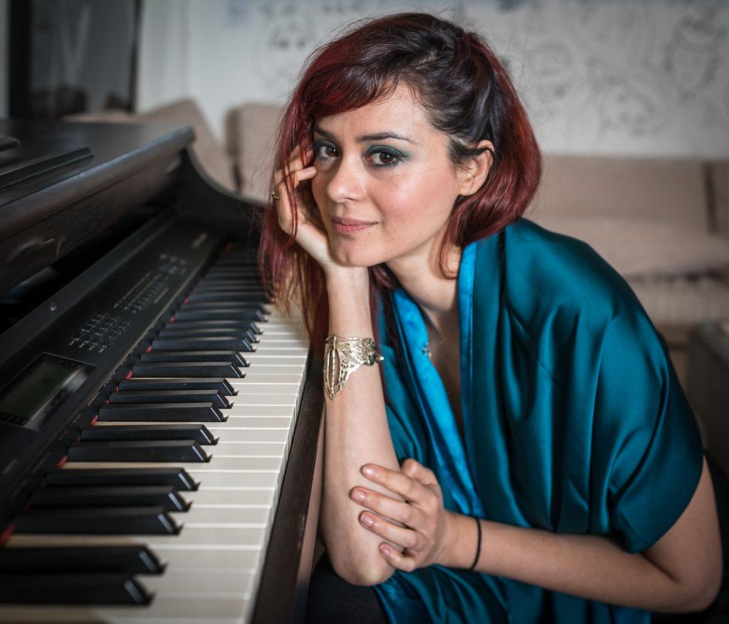 Emilie Simon (Singer, France)