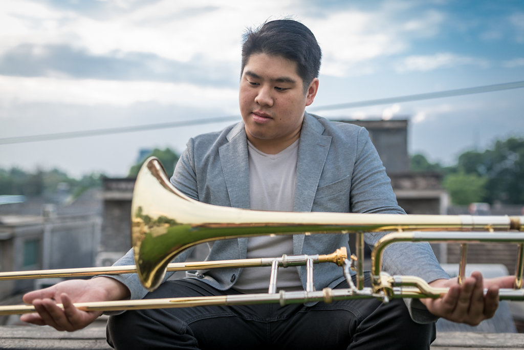 Terence Hsieh (Trombone player, US/HK)