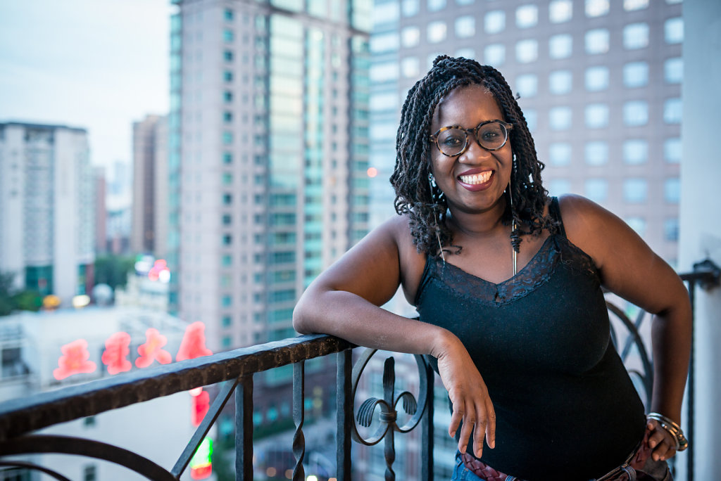 Leslie Ann Murray (Writer, US/Trinidad)