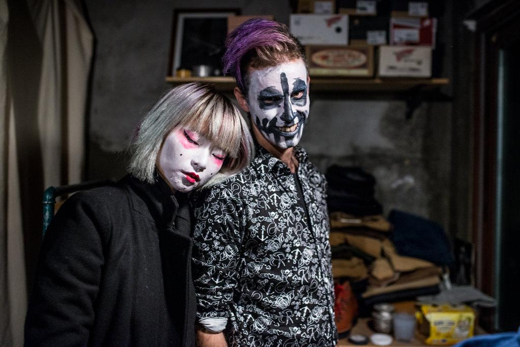 Gui Gui Sui Sui -Nanguazi & Dann Gaymer- (Rock Artists. China/UK)