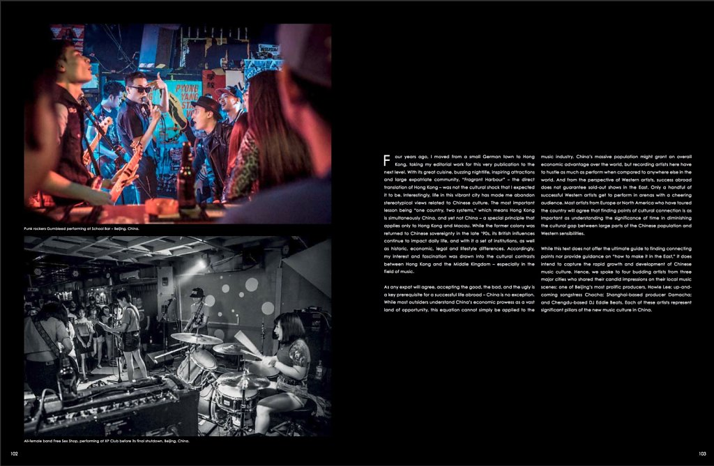 Hypetrak Magazine 2