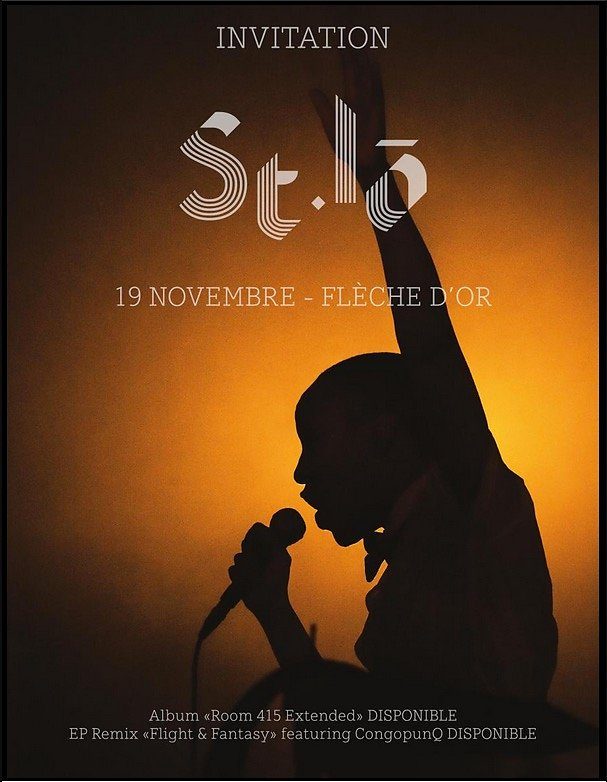 Poster for Band St.Lô